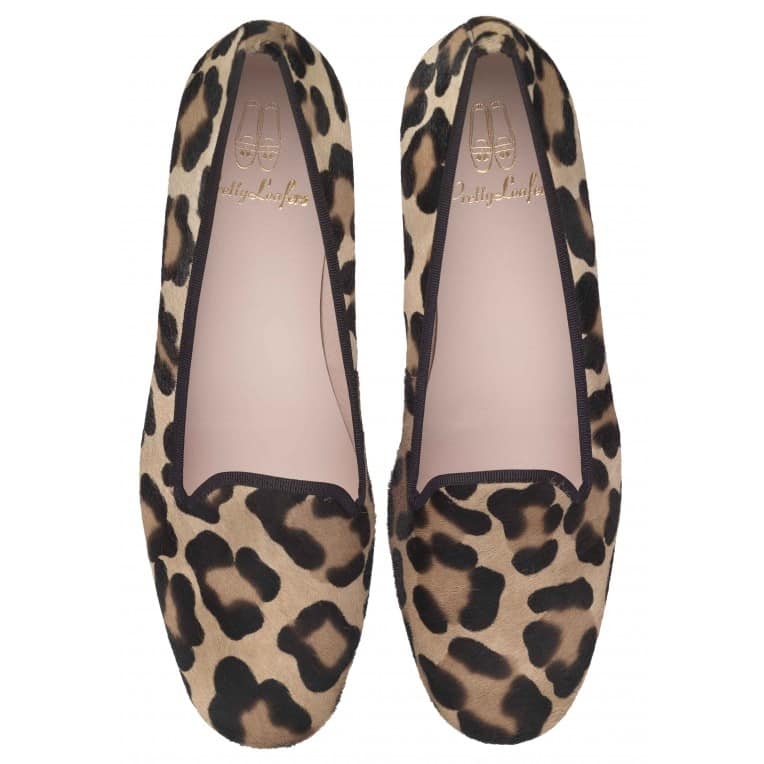 Loafer animalier di Pretty Ballerinas