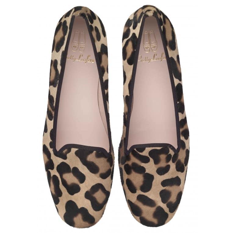 Loafer animalier di Pretty Ballerinas