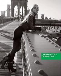 copertina catalogo Benetton a/i 2013
