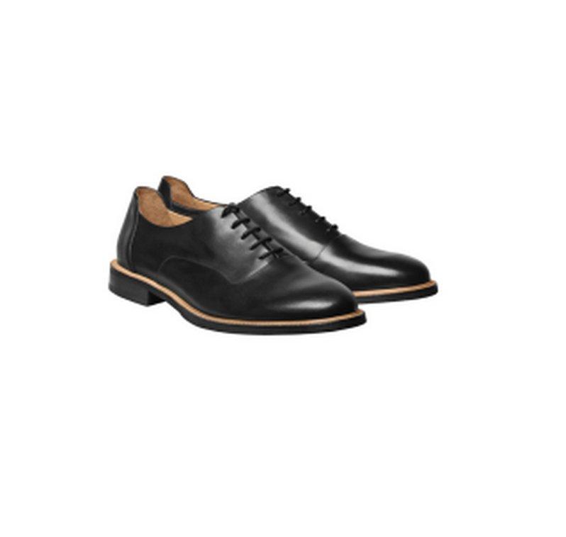 stringate profilo scarpe autunno inverno 2013 2014 H&M