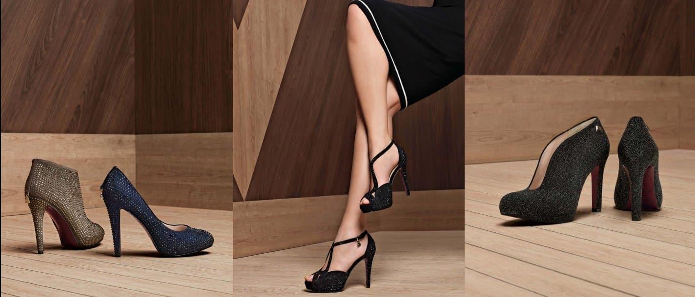 scarpe sparkling Liu Jo