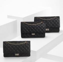 Chanel 2.55 prezzo e misure