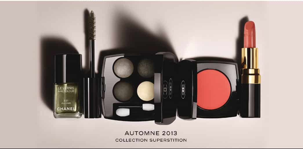 Chanel make up collection superstition autunno 2013