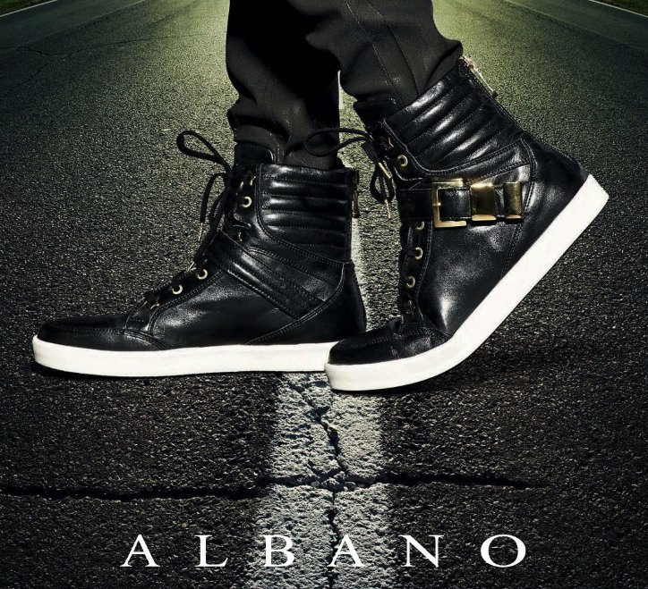 sneakers albano a/i 2013 2014