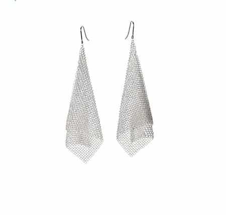 orecchini argento Tiffany