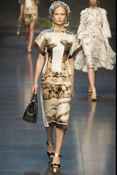 Dolce e Gabbana primavera estate 2014 8679c6def3e