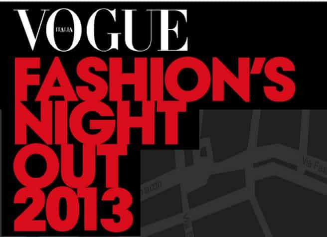 logo vogue fashion's night out
