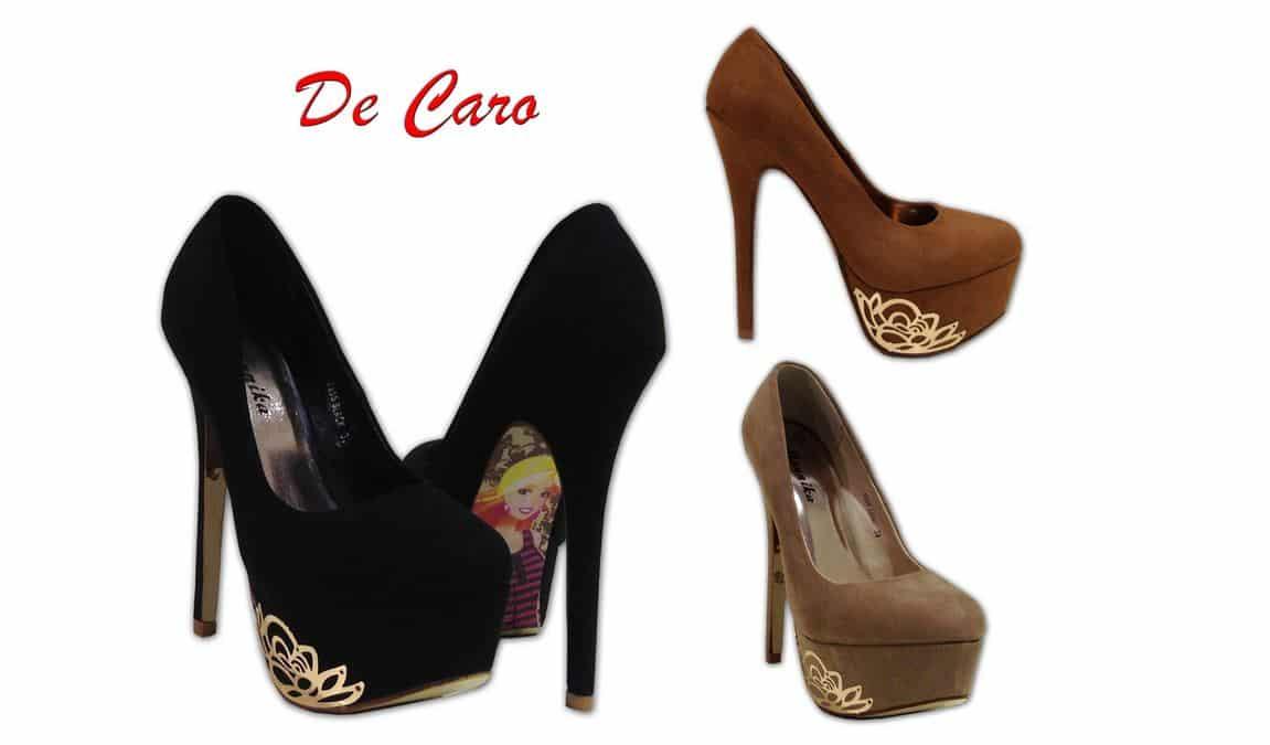 scarpe De Caro Abbigliamento e Calzature