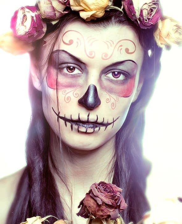 trucco per Halloween 2013