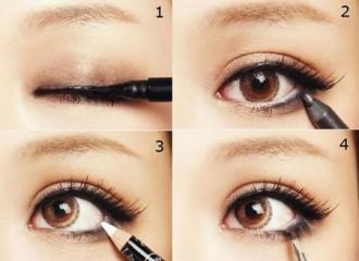Come truccare correttamente gli occhi marroni / beauty.pianetadonna.it