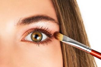 Come truccare correttamente gli occhi marroni