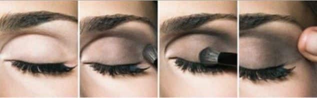 tutorial smokey eyes fasi 1
