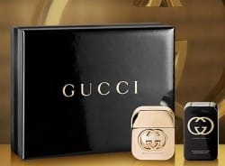 2013 Natale Gucci Holiday Collection guilty profumo