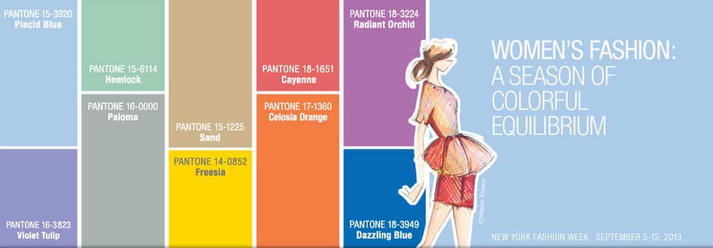 Colori primavera estate 2014 fashion