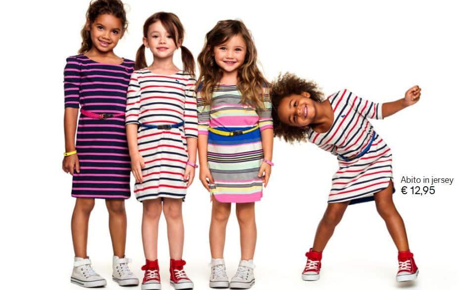 prezzo migliore vendibile nuova alta qualità H&M bambini primavera estate 2014