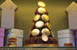 natale 2013 Laduree macarons oro