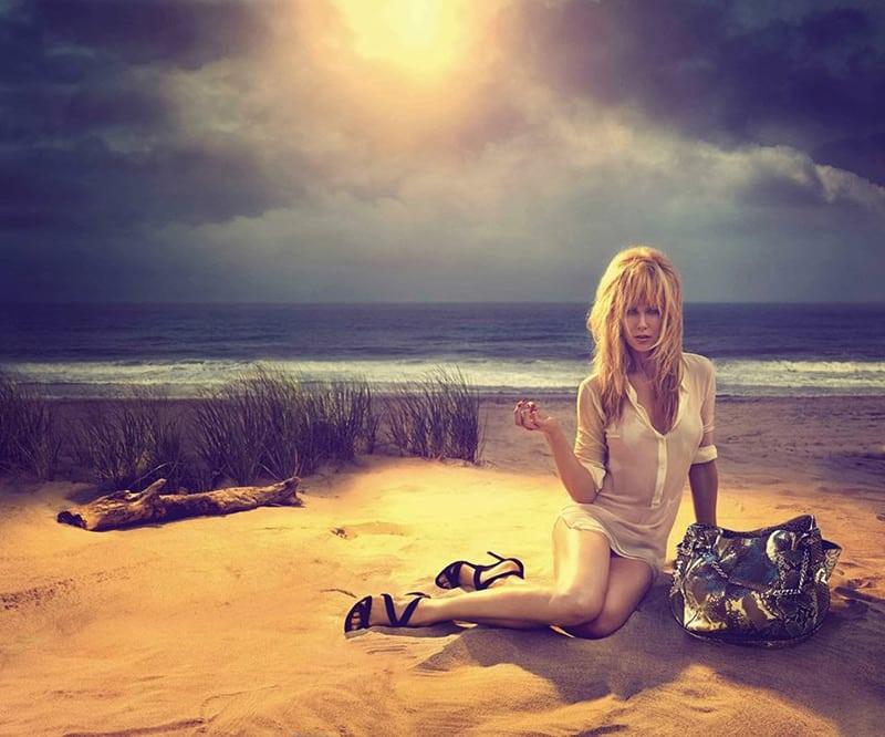 Nicole Kidman Jimmy Choo Cruise 2014