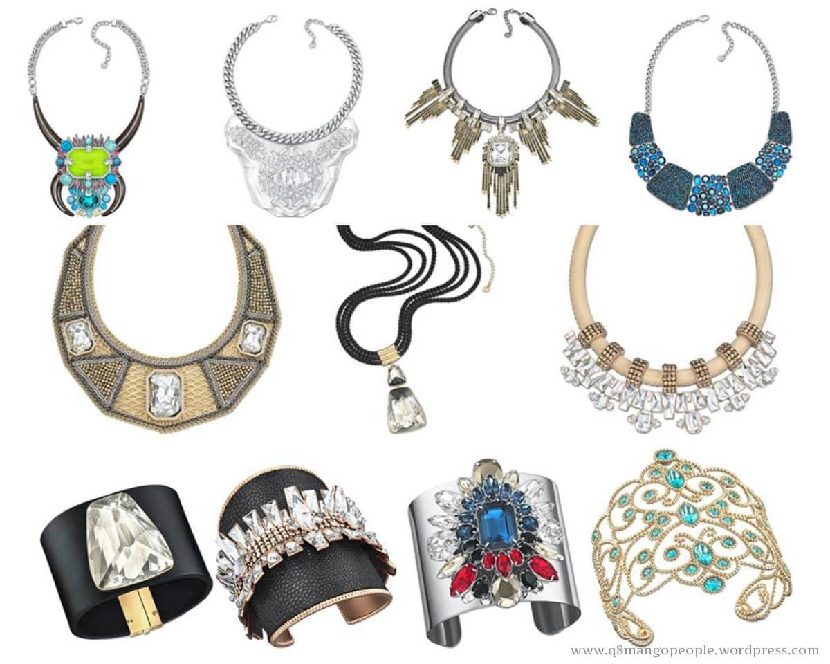 gioielli swarovski catalogo primavera estate 2014