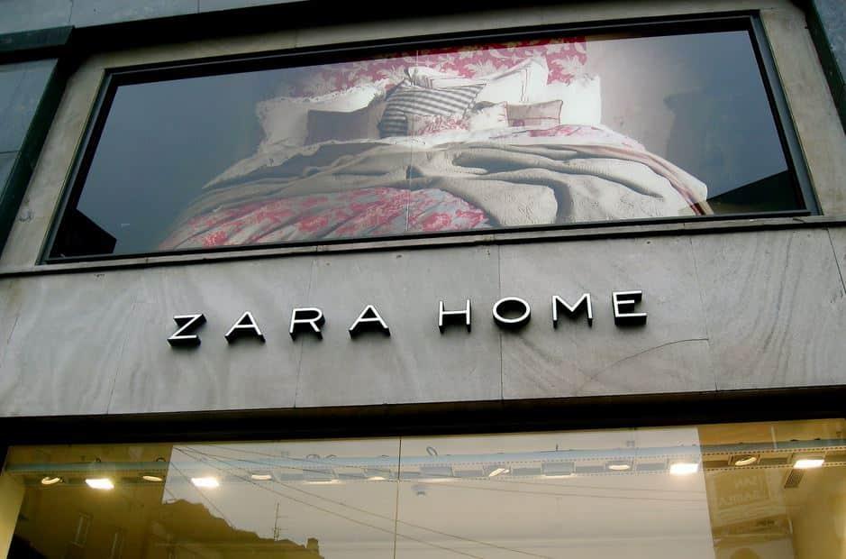 Negozi Roma Zara Home