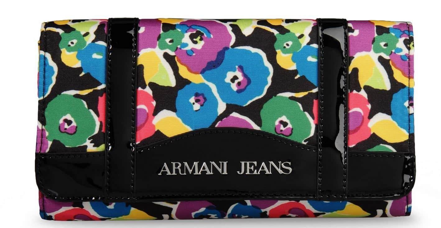 pochette Armani Jeans 2014