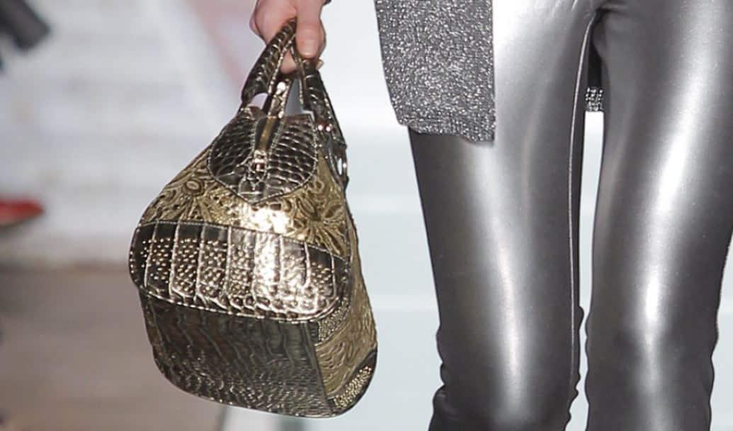 roccobarocco borse autunno inverno 2014 2015 handbag oro