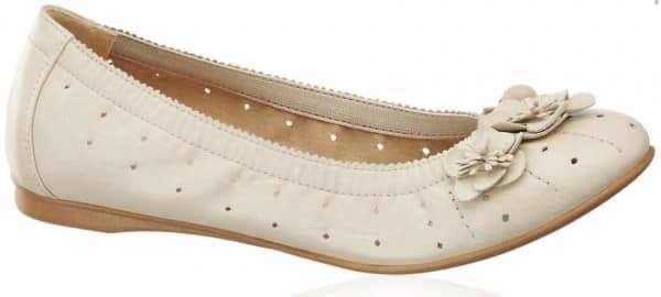scarpe Deichmann primavera estate 2014 ballerina traforata b899ecae359