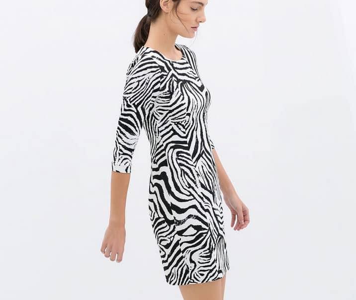 Abbigliamento primavera estate 2014 fantasie Zara