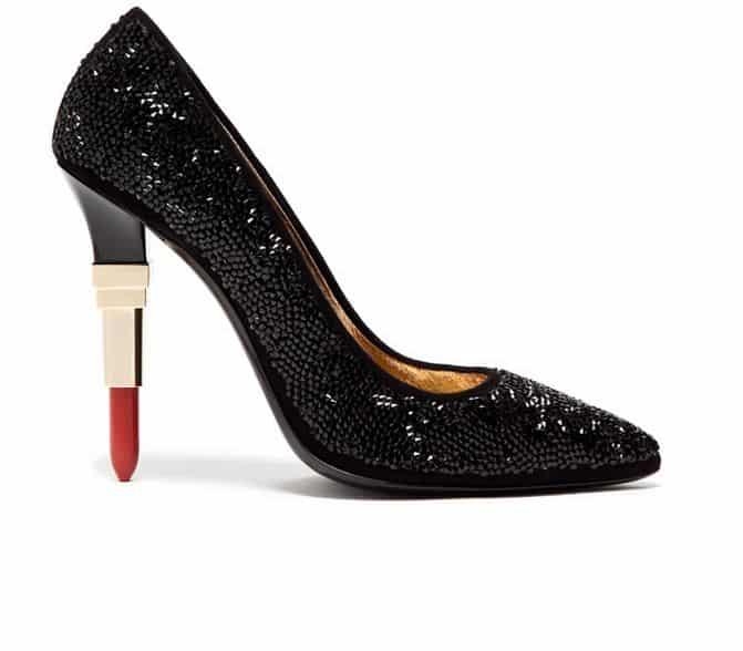 Alberto Guardiani Lipstick Heels 115