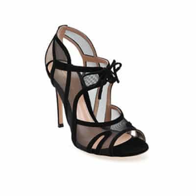 Gianvito Rossi Marlene Lace Up Sandal 780 euro
