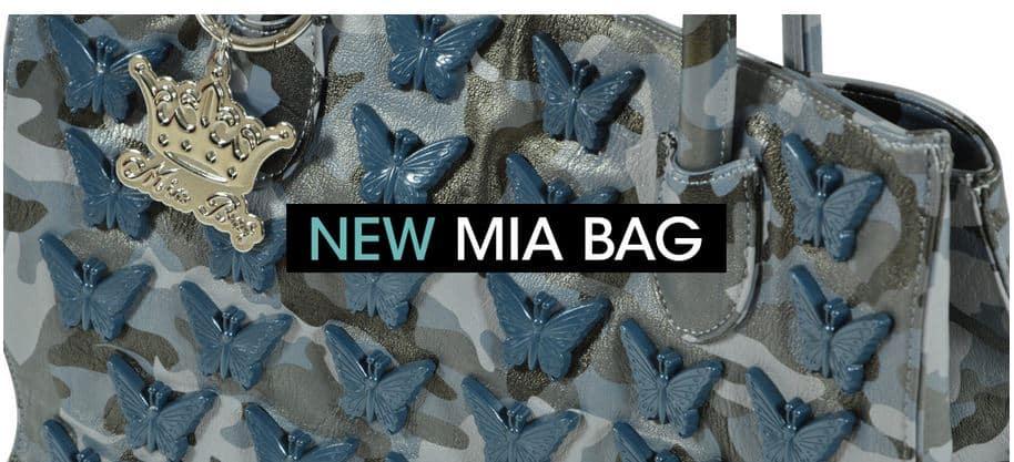 collezione Borse Mia Bag 2014