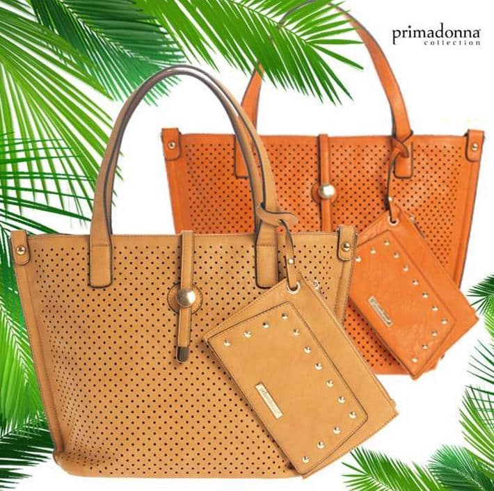 Primadonna Collection Borse primavera estate 2014 traforate