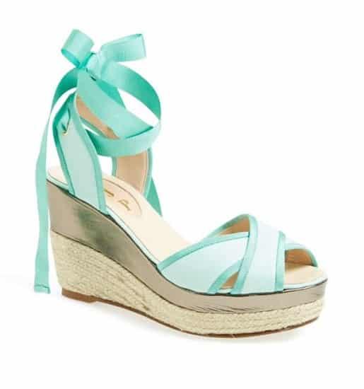 Sarah Jessica Parker per Manolo Blahnik sandali