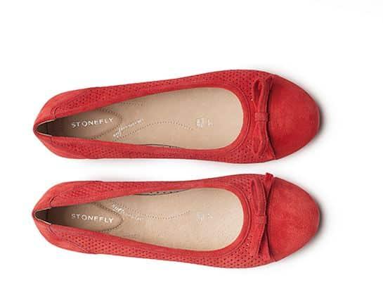 Stonefly scarpe primavera estate 2014 ballerine