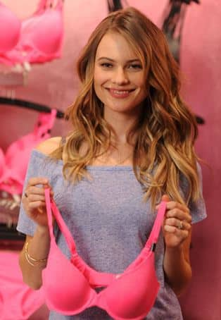 Victoria Secrets t-shirt bra 2014 news