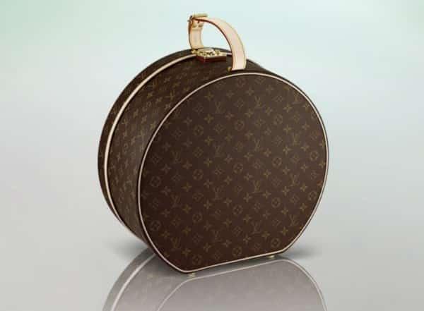 bcdb91a9c1 borse da viaggio Louis Vuitton cappelliera