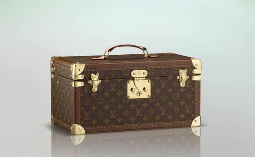 borse da viaggio Louis Vuitton rigida