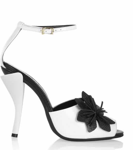 sandali da sposa 2014 Fendi