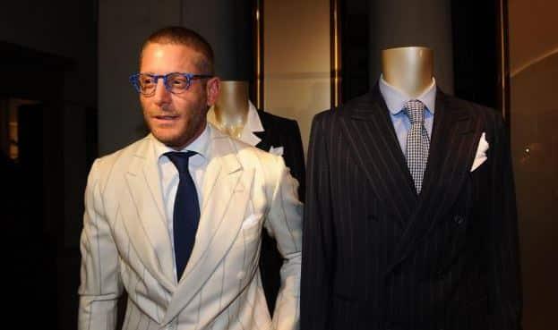 Lapo Elkann per Gucci 2014