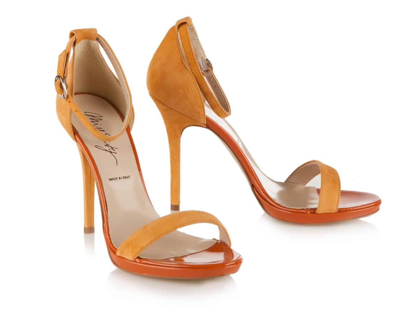 Miss Sixty Lisa arancio chiaro e arancio scuro 139.00 euro