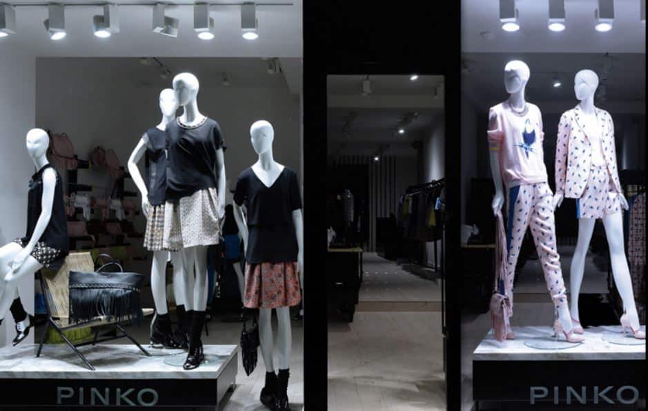 Pinko nuova boutique Milano