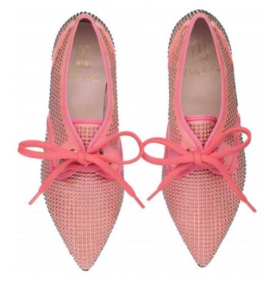 Pretty Ballerinas primavera estate 2014 borchie