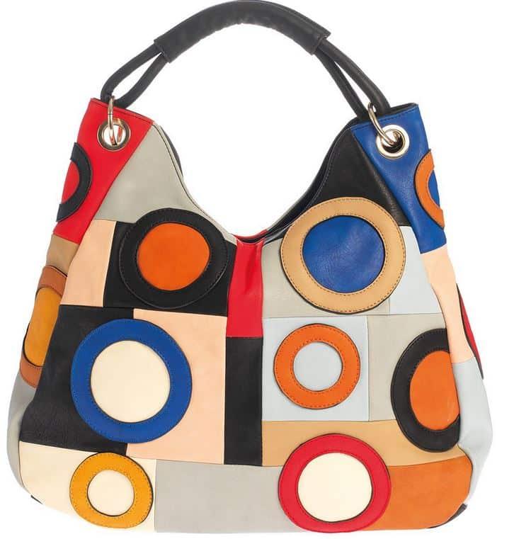 Primadonna Collection pe 2014 borse cerchi