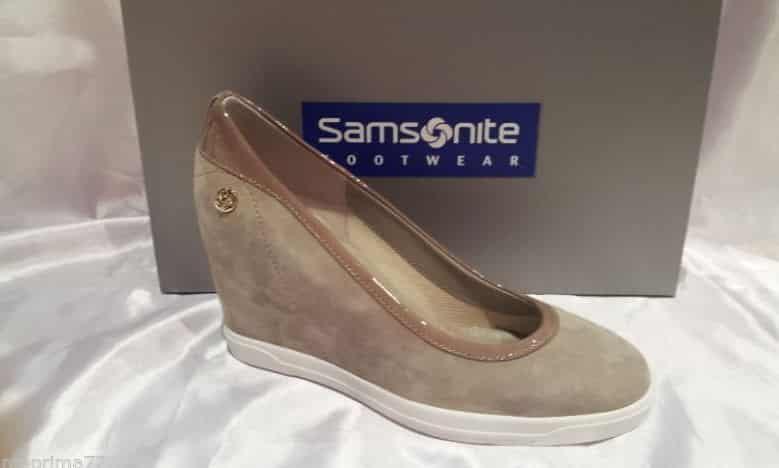 Samsonite scarpe primavera estate 2014 zeppa