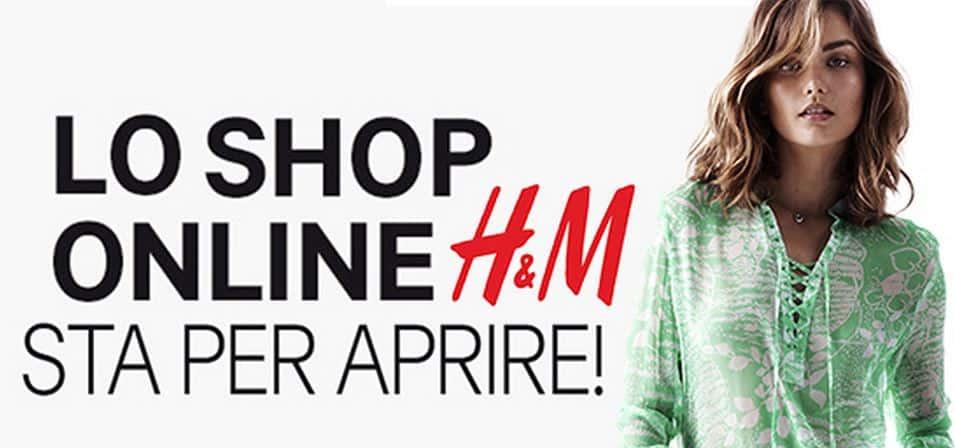 Shop Online Italia HM 2014