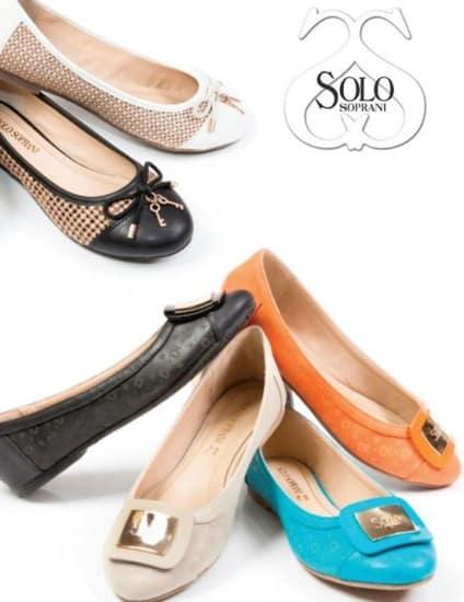 a851d769a97b5 Solo Soprani scarpe borse primavera estate 2014