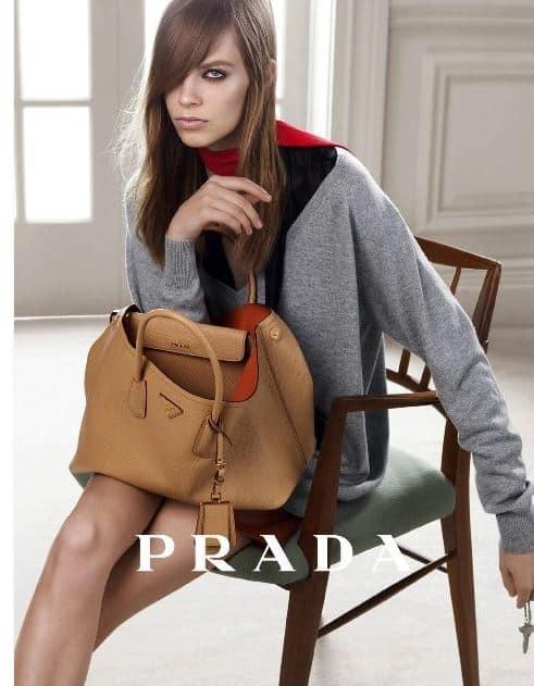 adv Prada 2014 Lexi Bolling