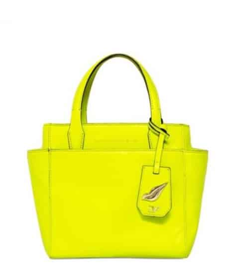 Borse gialle primavera estate 2014 Diane von Furstenberg