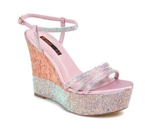 Cinti scarpe estate 2014 strass