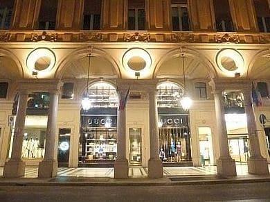 Gucci monomarca Torino