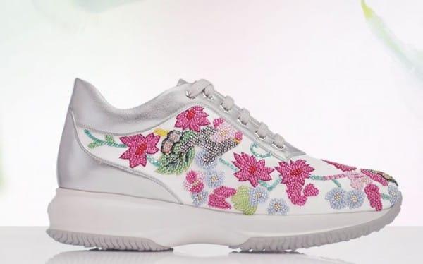 hogan rebel con fiori